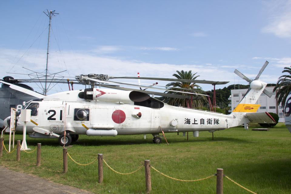 Mame @ TYOさんの海上自衛隊 Mitsubishi SH-60J (8221) 航空フォト