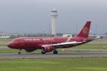 VIPERさんが、新千歳空港で撮影した吉祥航空 A320-214の航空フォト(写真)
