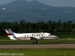 JL6DXRさんが、函館空港で撮影したエアトランセ 1900Dの航空フォト(写真)