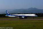 JL6DXRさんが、函館空港で撮影した全日空 A321-131の航空フォト(写真)