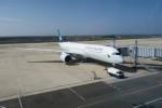 職業旅人さんが、関西国際空港で撮影したキャセイパシフィック航空 A350-941XWBの航空フォト(写真)