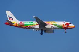 航空フォト:HS-PGU バンコクエアウェイズ A320