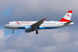 航空フォト:OE-LBU オーストリア航空 A320