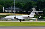 Dojalanaさんが、函館空港で撮影したメトロジェット Gulfstream G650 (G-VI)の航空フォト(写真)