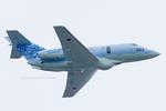 Scotchさんが、小松空港で撮影した航空自衛隊 U-125A (BAe-125-800SM)の航空フォト(写真)