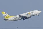 Scotchさんが、小松空港で撮影したAIR DO 737-54Kの航空フォト(写真)