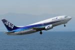 yabyanさんが、中部国際空港で撮影したエアーネクスト 737-5Y0の航空フォト(写真)