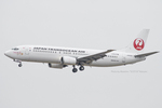 Scotchさんが、小松空港で撮影した日本トランスオーシャン航空 737-4Q3の航空フォト(写真)