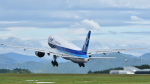 オキシドールさんが、広島空港で撮影した全日空 777-281/ERの航空フォト(写真)