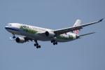 isiさんが、羽田空港で撮影したチャイナエアライン A330-302の航空フォト(写真)