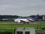 よんすけさんが、成田国際空港で撮影したタイ国際航空 777-2D7/ERの航空フォト(写真)