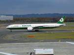 アイスコーヒーさんが、新千歳空港で撮影したエバー航空 777-35E/ERの航空フォト(写真)