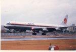 JAA DC-8さんが、伊丹空港で撮影した日本アジア航空の航空フォト(写真)