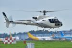 パンダさんが、成田国際空港で撮影した日本法人所有 AS350B3 Ecureuilの航空フォト(飛行機 写真・画像)