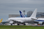 23Skylineさんが、成田国際空港で撮影したケイマン諸島企業所有 A318-112 CJ Eliteの航空フォト(写真)