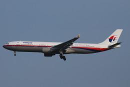 航空フォト:9M-MKR マレーシア航空 A330-300