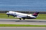 yabyanさんが、中部国際空港で撮影したアイベックスエアラインズ CL-600-2B19 Regional Jet CRJ-200ERの航空フォト(飛行機 写真・画像)