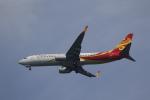 castlepeak37さんが、新千歳空港で撮影した海南航空 737-84Pの航空フォト(写真)