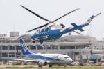 DONKEYさんが、宮崎空港で撮影した宮崎県防災救急航空隊 412EPの航空フォト(写真)