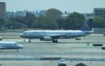 uhfxさんが、サンフランシスコ国際空港で撮影したユナイテッド航空 A320-232の航空フォト(写真)