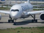 KIX787-9さんが、関西国際空港で撮影したフィンエアー A350-941XWBの航空フォト(写真)