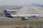 みるぽんたさんが、関西国際空港で撮影したV エア A321-231の航空フォト(写真)