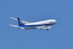 チャッキーさんが、高知空港で撮影した全日空 777-281の航空フォト(写真)