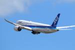 かみじょー。さんが、ダニエル・K・イノウエ国際空港で撮影した全日空 787-9の航空フォト(写真)