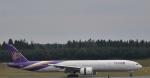 Take51さんが、オスロ国際空港で撮影したタイ国際航空 777-3D7/ERの航空フォト(写真)