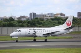 meijeanさんが、伊丹空港で撮影した日本エアコミューター 340Bの航空フォト(写真)