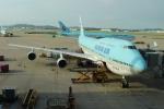 uhfxさんが、仁川国際空港で撮影した大韓航空 747-4B5の航空フォト(写真)