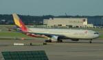 uhfxさんが、仁川国際空港で撮影したアシアナ航空 A330-323Xの航空フォト(飛行機 写真・画像)