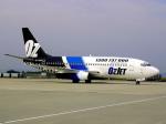 チアキさんが、広島空港で撮影したオズジェット 737-229/Advの航空フォト(飛行機 写真・画像)