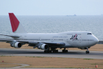 yabyanさんが、中部国際空港で撮影した日本航空 747-346の航空フォト(写真)