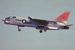apphgさんが、厚木飛行場で撮影したアメリカ海軍 F-8 Crusaderの航空フォト(写真)