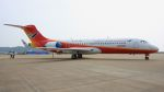 C.Hiranoさんが、珠海金湾空港で撮影した中国商用飛機 ARJ21-700の航空フォト(写真)