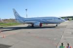 職業旅人さんが、ハバロフスク・ノーヴイ空港で撮影したガスプロムアビア 737-76Nの航空フォト(写真)