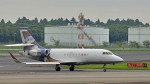 flytaka78さんが、成田国際空港で撮影したダッソー・ファルコン Falcon 2000LXの航空フォト(写真)