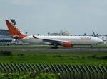 アイスコーヒーさんが、成田国際空港で撮影したエア・インディア A330-223の航空フォト(飛行機 写真・画像)