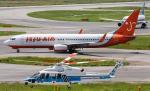B.K JEONGさんが、関西国際空港で撮影したチェジュ航空 737-82Rの航空フォト(飛行機 写真・画像)