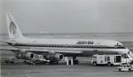 TKOさんが、羽田空港で撮影した日本アジア航空 DC-8-53の航空フォト(写真)
