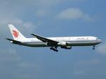 アイスコーヒーさんが、成田国際空港で撮影した中国国際航空 767-3J6の航空フォト(飛行機 写真・画像)