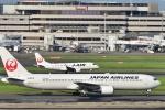 Take51さんが、羽田空港で撮影した日本航空 767-346の航空フォト(写真)