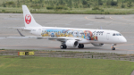 うみBOSEさんが、新千歳空港で撮影したジェイ・エア ERJ-190-100(ERJ-190STD)の航空フォト(写真)