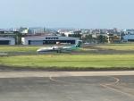 Tatsu mitsuさんが、宮崎空港で撮影したANAウイングス DHC-8-402Q Dash 8の航空フォト(写真)