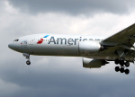 voyagerさんが、ロンドン・ヒースロー空港で撮影したアメリカン航空 777-223/ERの航空フォト(飛行機 写真・画像)
