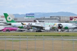 Wings Flapさんが、福岡空港で撮影したエバー航空 A330-302Xの航空フォト(写真)
