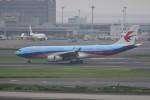 turenoアカクロさんが、羽田空港で撮影した中国東方航空 A330-243の航空フォト(写真)