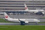 らいぬあーさんが、羽田空港で撮影したJALエクスプレス 737-846の航空フォト(写真)