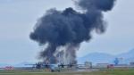 オキシドールさんが、岩国空港で撮影したアメリカ海兵隊 KC-130J Herculesの航空フォト(写真)